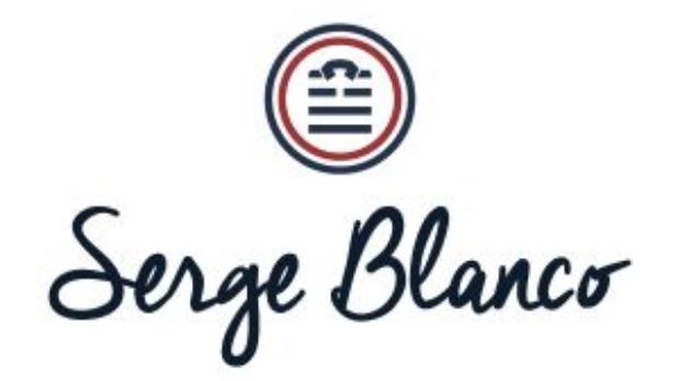 lunettes Serge Blanco