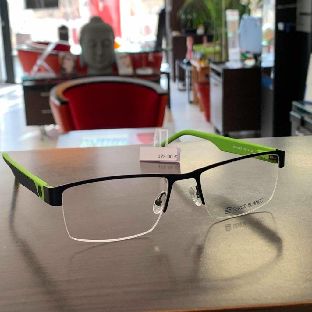 lunettes de vue homme serge blanco