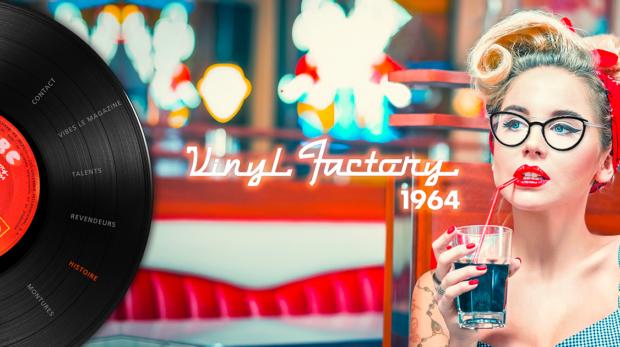 lunettes vinyl factory
