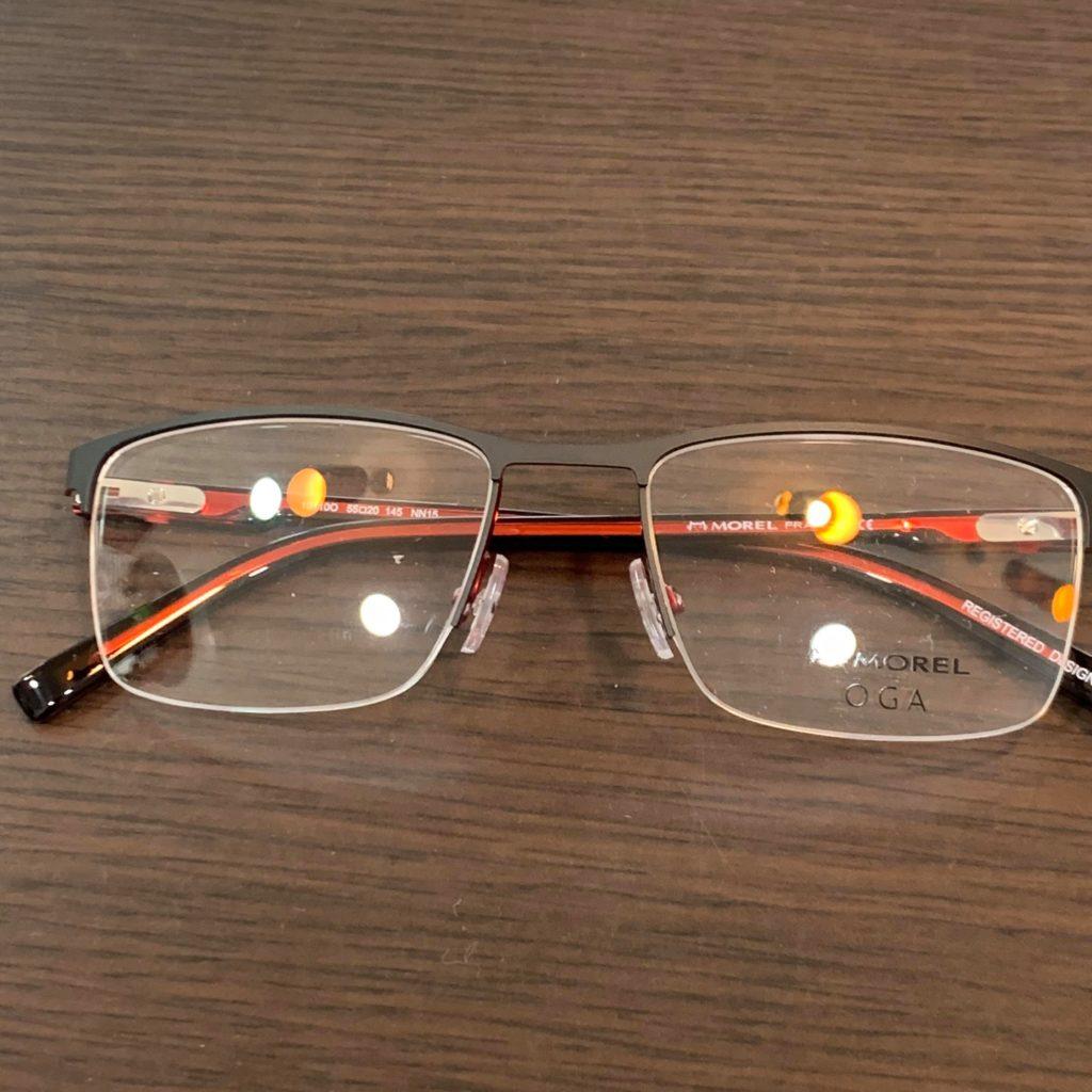 lunette de vue öga homme