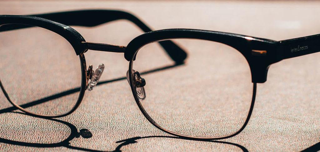 lunette de vue noir